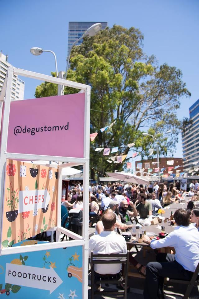 Degusto, un festival gastronómico